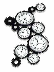 relojes ruedas